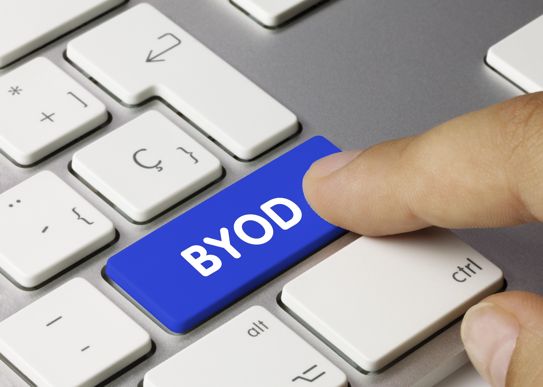 BYOD. Keyboard